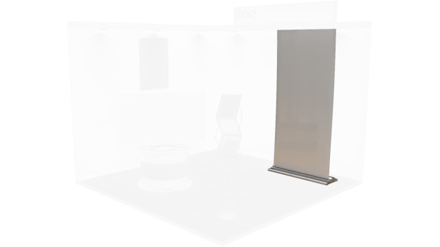 Pull Up Banner - Virtual Exhibition Stand Catalogue