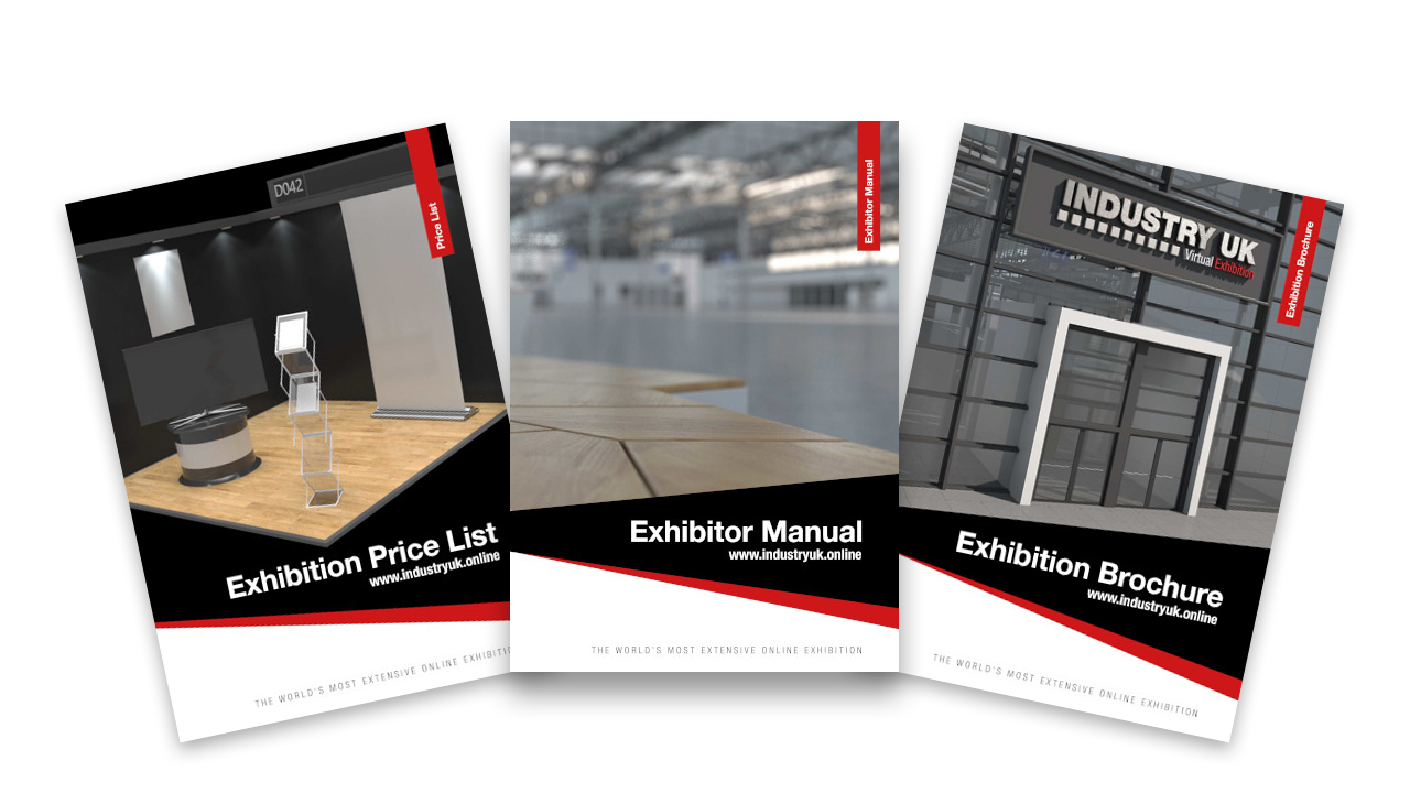 Industry UK Virtual Exhibition Literature Library