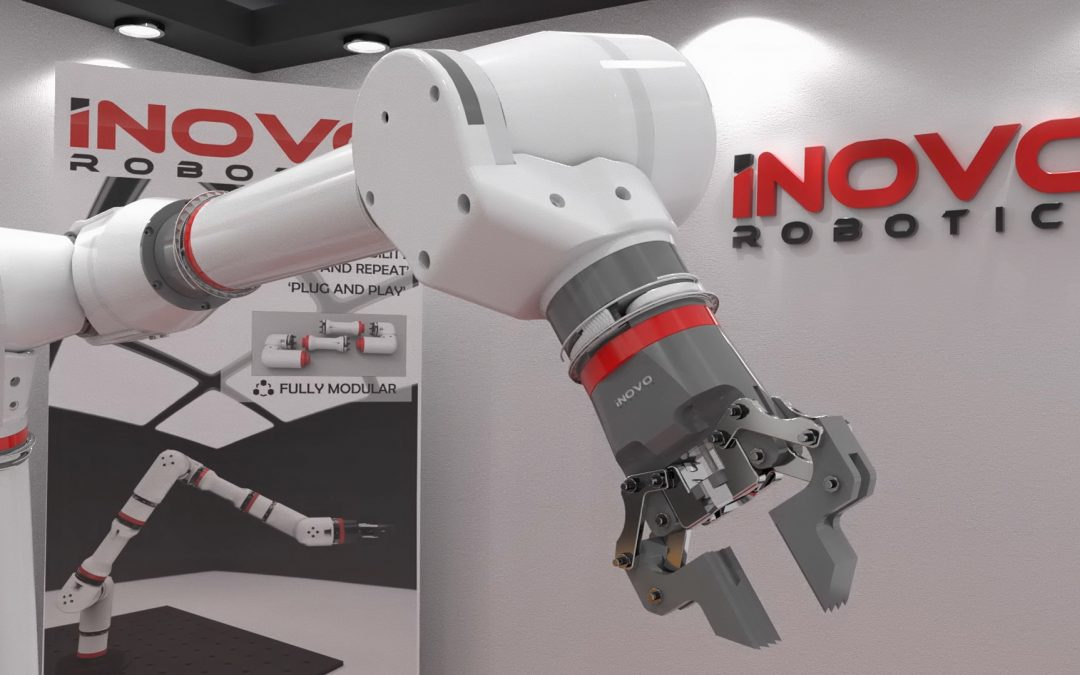 Inovo Robotics launches its virtual stand to a global audience