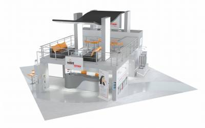 nVent HOFFMAN shows its commitment to innovation with the introduction of a new virtual exhibition stand